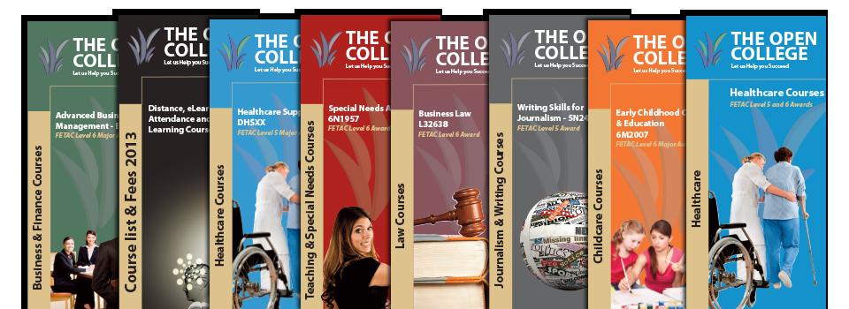 The Open College Prospectus Request