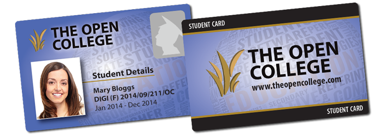 Open College Student Card